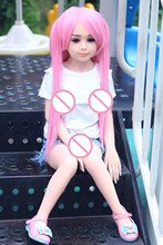 New 2016 mini sex dolls 100cm with flat breast anime lifelike love doll cosplay small bust sex doll toy