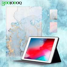 Чехол GOOJODOQ для iPad 2018 Air 2 Air 1 9,7 2017 iPad 23 4 Mini 1 2 3 4 5 2019 Чехол Smart для iPad 6th Generation Case Funda(China)