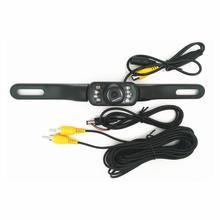 Ossuret CCD HD Rück Wasserdichte nachtsicht Weitwinkel Auto ansicht backup Kamera für alle autos