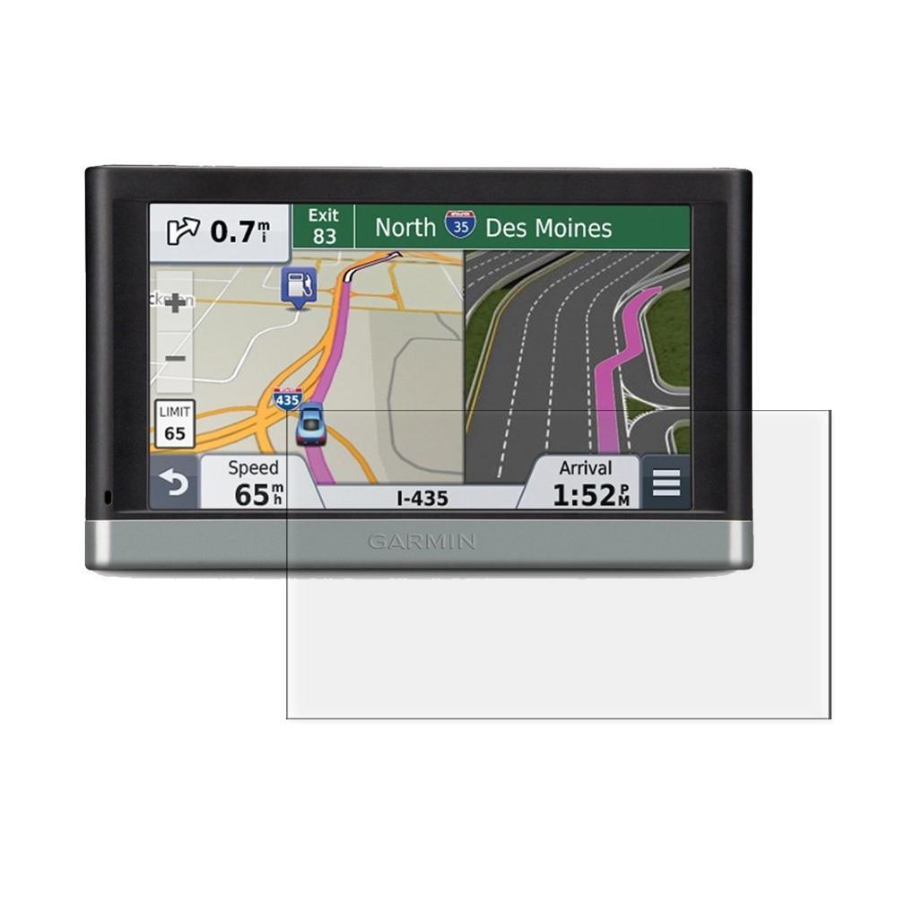 """3x ochranný film pro ochranu LCD obrazovky proti poškrábání a stínění pro Garmin Nuvi 2597 2597LT 2597LM 2597LMT GPS 5 """"GPS"""