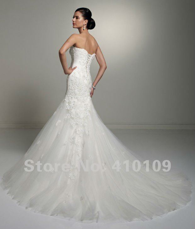 Best Selling New Sweetheart Tulle Beaded Embroidery