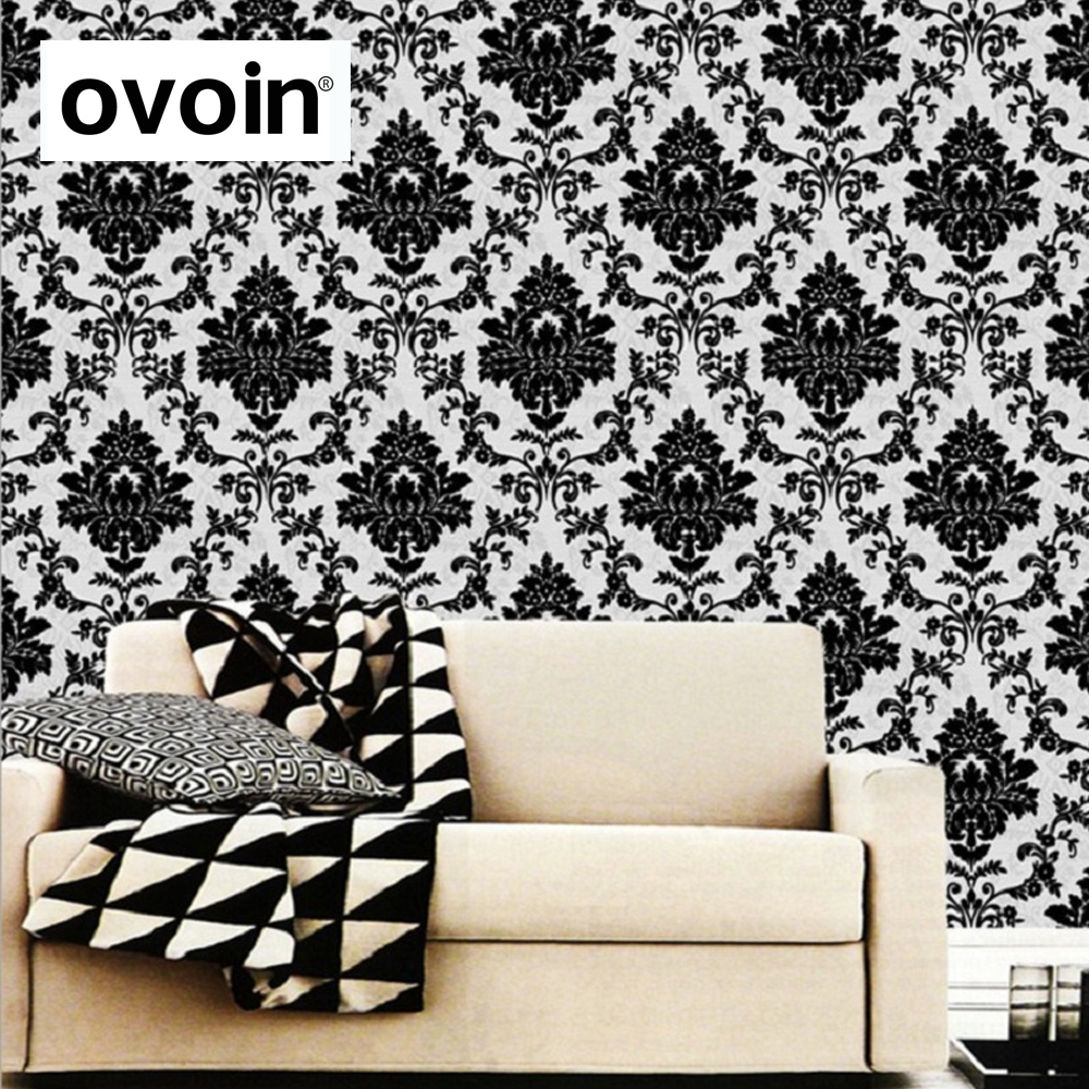 Buy European Style Black And Off White