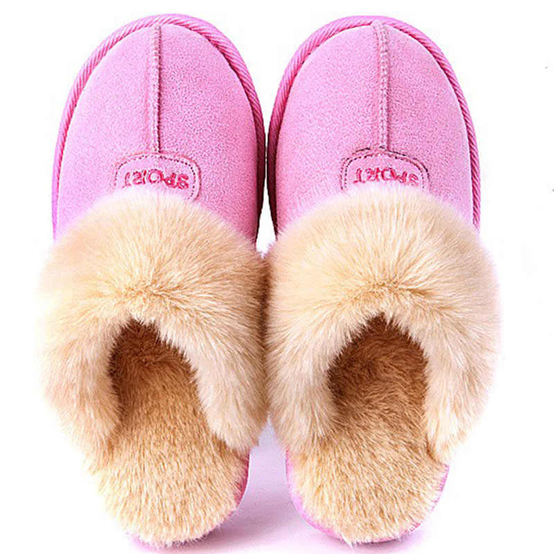 2d8fd9e3bc25a Detail Feedback Questions about KESMALL Women Winter Home Slippers ...