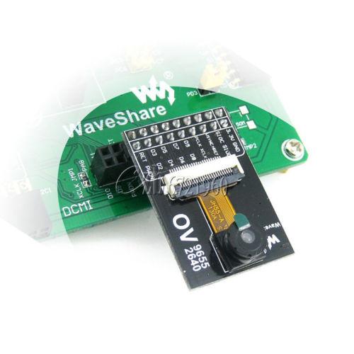 OV9655 Camera Board CMOS SXGA 1.3 MegaPixel CameraChip Module Development Kit