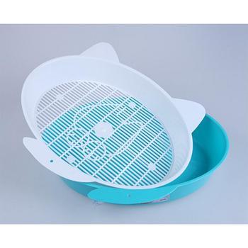Semi-enclosed Cat Litter Box Cat Toilet Pet Supplies Mascotas Cat Pets Toilet 1