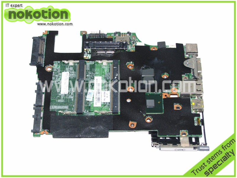 все цены на NOKOTION 63Y2064 For Lenovo X201 laptop motherboard i5-540M QM57 GMA HD DDR3 CPU Onboard онлайн