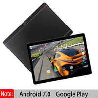 DGGR Original Design 10 inch Tablet PC Android 7.0 3G 4G LTE WiFi Bluetooth GPS Octa Core ROM 32GB 64GB IPS 10 in ch PC Tablets