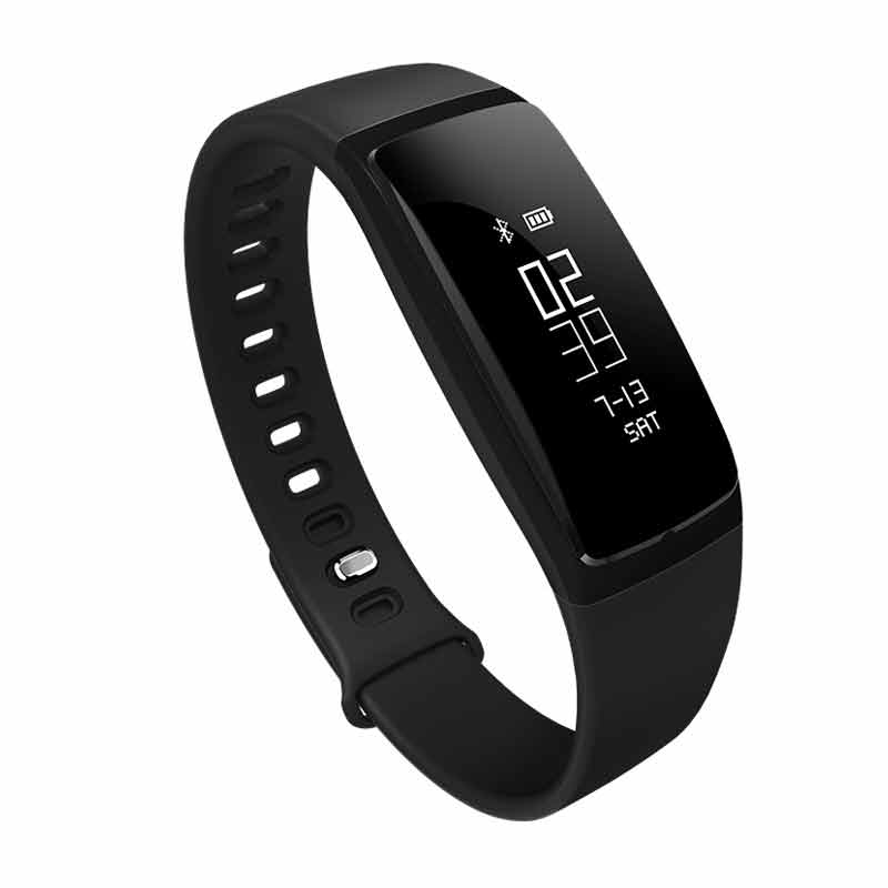 HESTIA V07 Blood Pressure Watch Bracelet monitor fitband montre cardio Tracker IP67 Smart Band Fitness Tracker