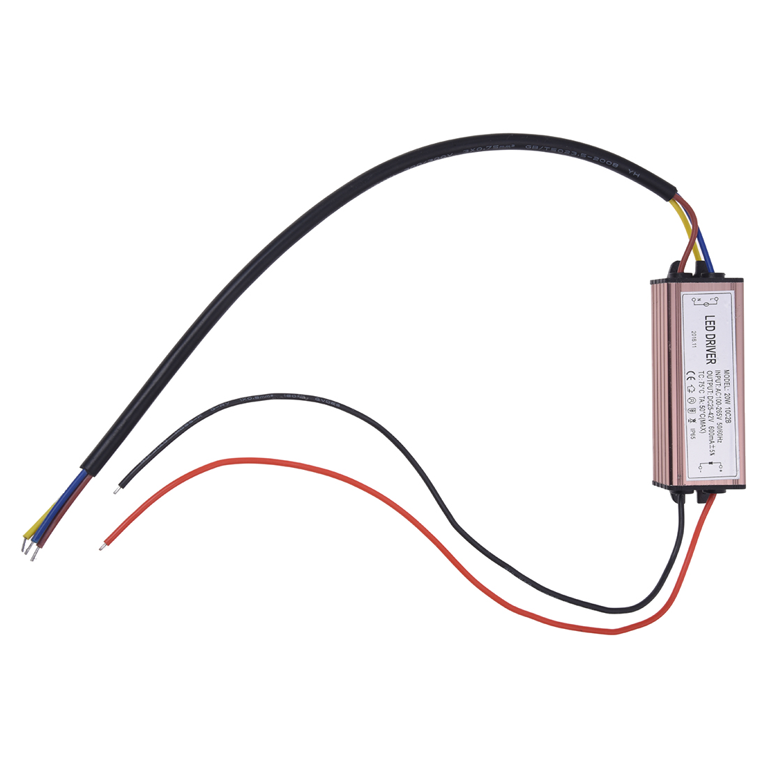 20w Led Driver Power Converter Constant Current Driver
