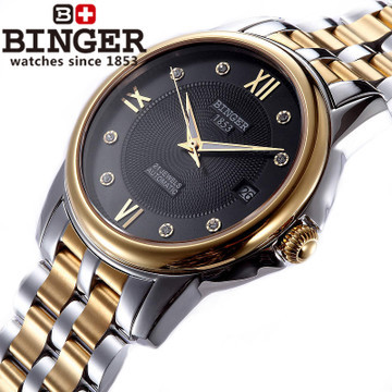 2017 Fashion Casual wrist watch Full Steel Sports Noble CZ Diamond Wristwatches waterproof shockproof relogio watches Black Dial карабин black diamond black diamond rocklock twistlock