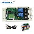 Quad Band GSM 2CH Sistema de Controle Remoto (caixa de Controle do Relé SMS) Android APP controle