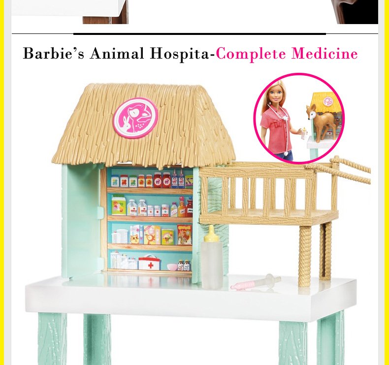 Barbie Animal Doctor6