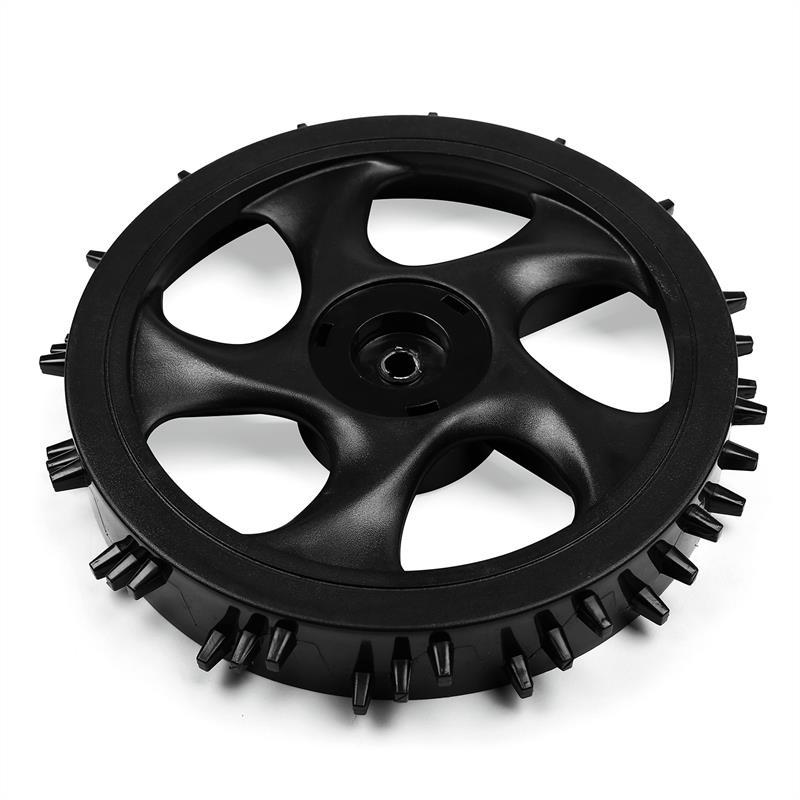Robotic Lawn Mower Rear Wheels Back Wheel Spiked Replacement For Robot Lawn Mower 1 PCS