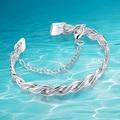 Hot sale free shipping wholesale fashion women dress elegant bracelet & bangle.Hollow-out decorative pattern