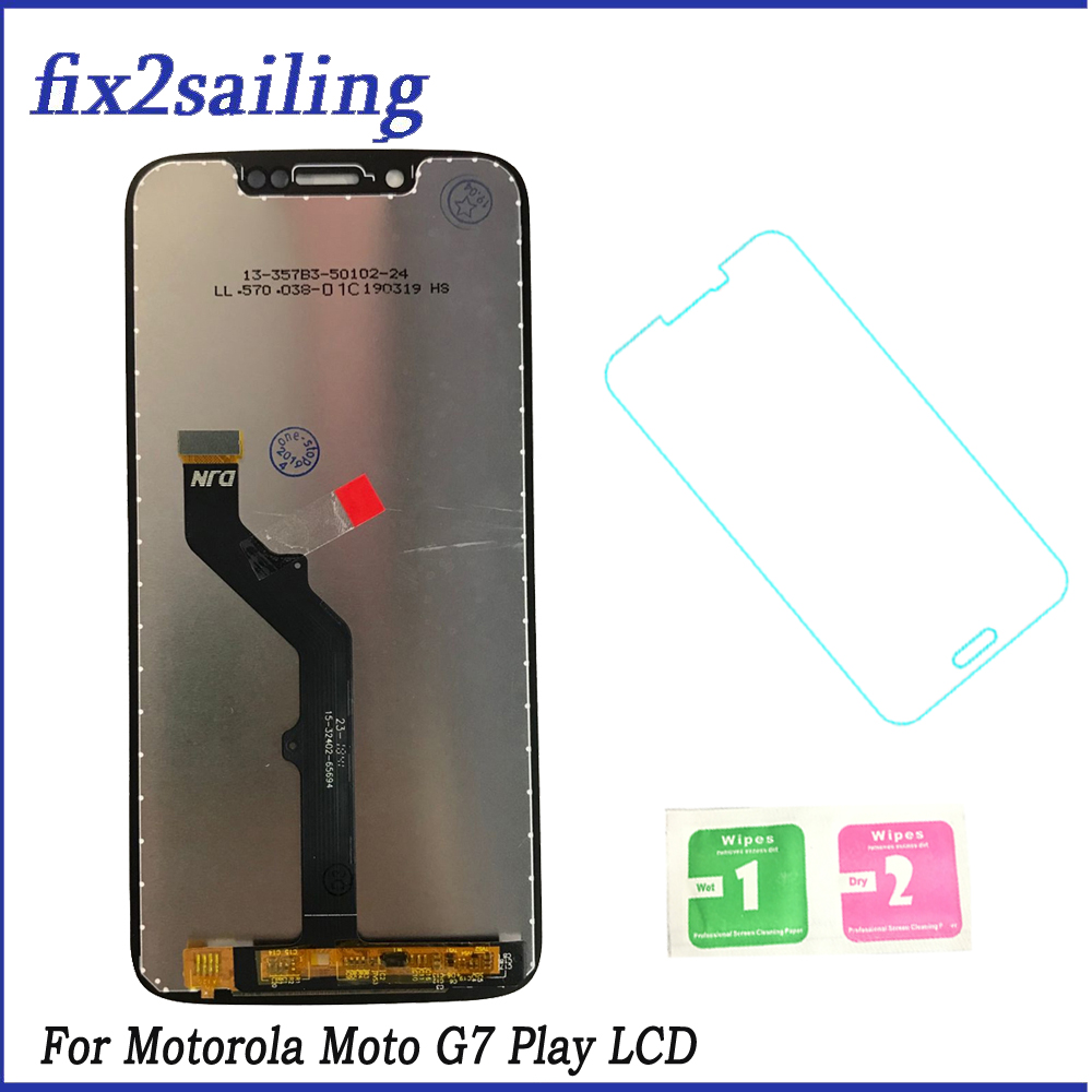 LCD For Motorola Moto G7 Play LCD Display Touch screen sensor Panel Digiziter assembly For moto G7Play lcdLCD For Motorola Moto G7 Play LCD Display Touch screen sensor Panel Digiziter assembly For moto G7Play lcd