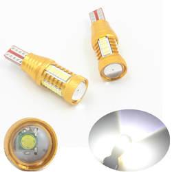1X Тюнинг автомобилей Авто светодио дный T10 194 W5W Canbus 33 smd 5630 cree светодио дный лампочки нет ошибок светодиодные фары для парковки T10 светодио