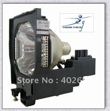Projector lamp for ELP 17 with housing for EMP-TS10/TW100 replacement lamp elp lp43 with housing for epson moviemate 72 projector