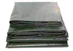 6X10 m 19x32ft ArmyGreen all'aperto copertura impermeabile, impermeabile teloni, pioggia teloni, materiale tenda, polvere
