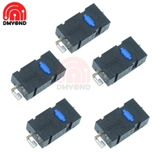 ec5ede1c387 5pcs Original M905 Omron Mouse Micro Switch Mouse Button Blue Dot For Anywhere  MX Mouse Logitech