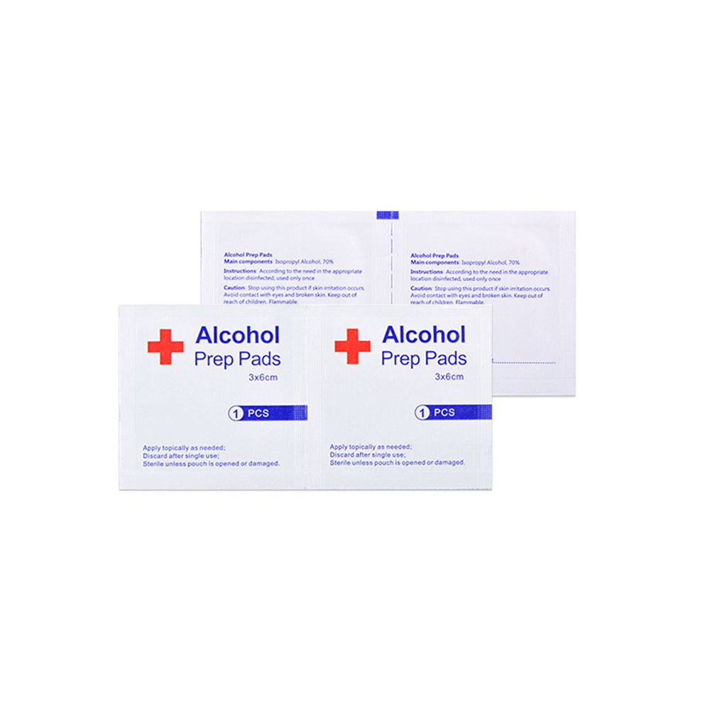 100pcs Alcohol Wipes With Premium Pad Material For Antiseptic Skin And Mobile Phone Cleaning 15