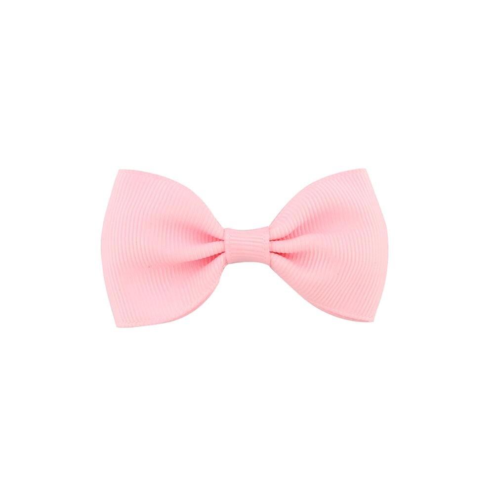 40 цветов, 1 шт., цветные заколки для детей, для маленьких девочек, заколки для волос, бантики, аксессуары для волос, заколка для волос 643 - Цвет: 11