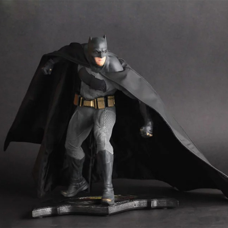 ФОТО 2017 New 25 cm  Anime Figma Action Figures Toys Super Hero Batman PVC Model Collection Dolls for Best Brithday Gifts