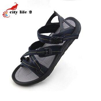 de5c9d30c Summer Vietnamese Shoes Casual Men Sandals Roman Sandalia Gladiadora  Zapatos Beach Shoes Masculinas