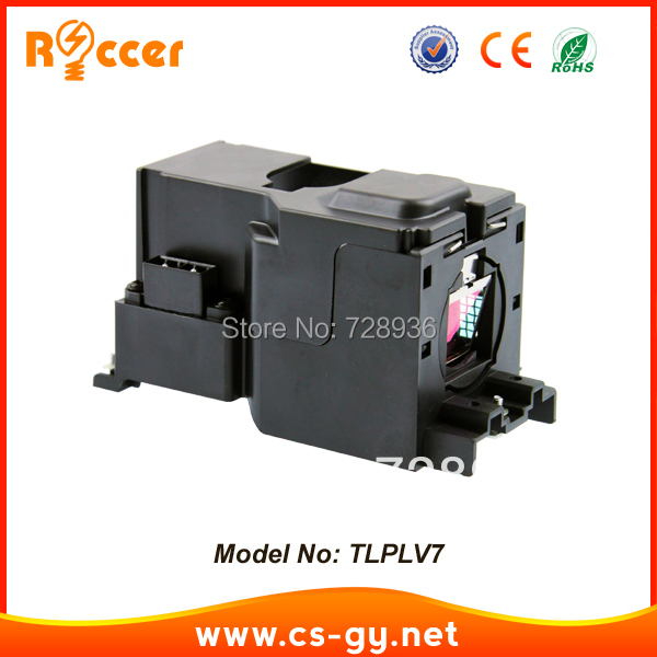 Compatible Projector Lamp SHP98 TLPLV7 for TOSHIBA TDP-S35 TDP-SC35 TDP-SC35U ETC