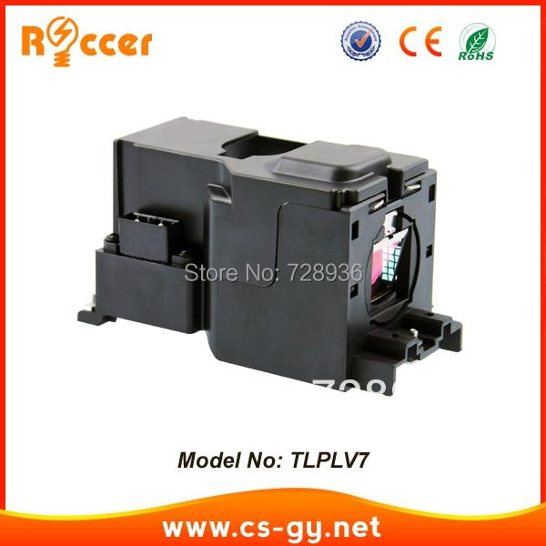 Lampe De Projecteur Compatible SHP98 TLPLV7 pour TOSHIBA TDP-S35 TDP-SC35 TDP-SC35U ETCLampe De Projecteur Compatible SHP98 TLPLV7 pour TOSHIBA TDP-S35 TDP-SC35 TDP-SC35U ETC