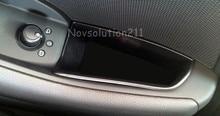 2 * Внутренняя задняя дверь ручка подлокотник контейнер для хранения Box для Audi A3 8 В 2014 2015 2016 автомобилей перчатки лоток Интимные аксессуары стайлинга автомобилей