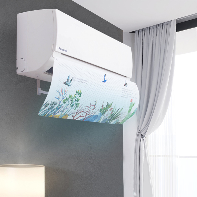 Casa de ar Ajustável airlis Brisa Defletor Defletor de Ar Condicionado Ar Condicionado Tampa da Guia de Vento Anti-vento Escudo