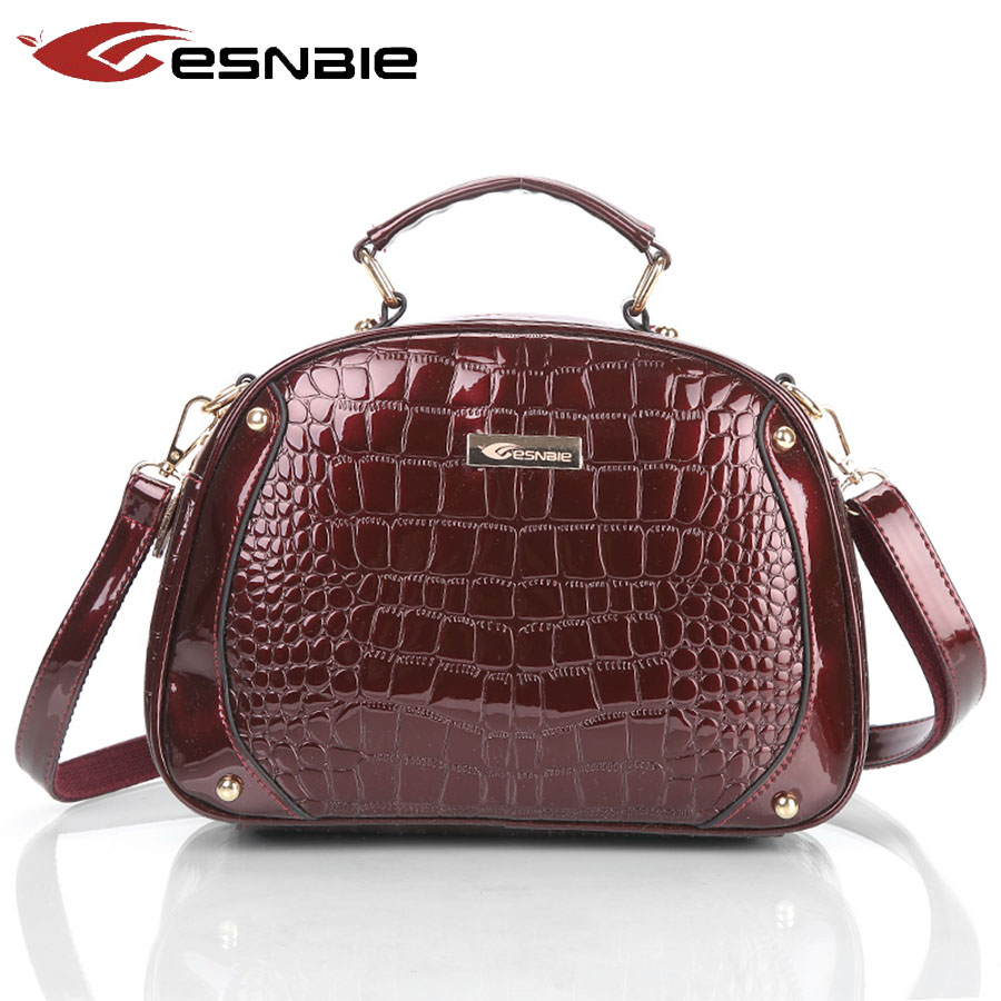 New  Women Bag Luxury Messenger Bags Female Designer Leather Handbags High Quali