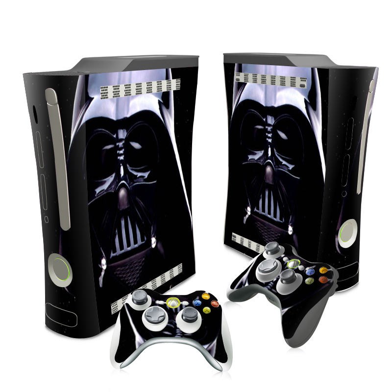 free drop shipping good quality make your own gaming sticker for Xbox 360 skin sticker # ...
