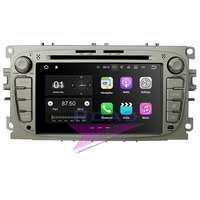 TOPNAVI 4G 32GB Octa Core Android 8 0 Car DVD Player For Ford Mondeo 2007 2010