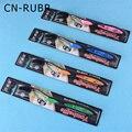 CN-RUBR Beleza escova de Dentes de Cerdas Macias escova de Carvão De Bambu escova de Dentes Cuidados Para Seus Dentes Multicolor Para Você Escolher