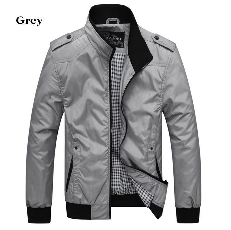 Venta caliente del resorte Autunm chaqueta para hombre