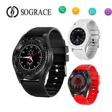 Get more info on the New L9 GS8 Sport Smart Watch With Camera Support Stopwatch Bluetooth Smartwatch Wristwatch For Android IOS Phone PK V8