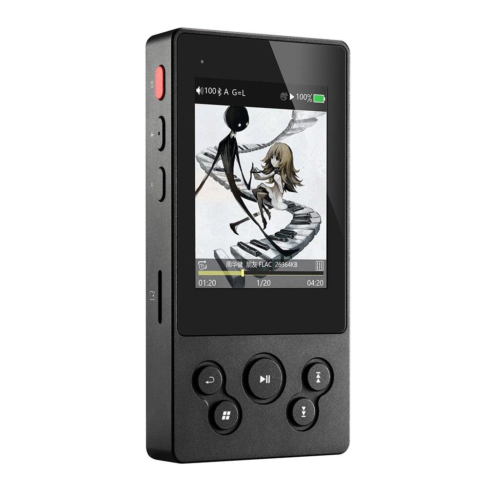 XDuoo X3 II/X3II 2nd поколения AK4490 Bluetooth Портативный HD без потерь Музыкальный плеер DSD128 USB ЦАП и OTG Max 256 г