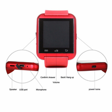 Heißer Bluetooth android smart uhr U8 für Apple uhr IOS Android smart Phone kamerad Armbanduhr pk dz09 gt08 u9 a9 U80 smartwatch