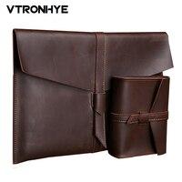 VTRONHYE 11 6 13 3 15 4 Laptop Sleeve Bag For Macbook Air Pro Retina 11