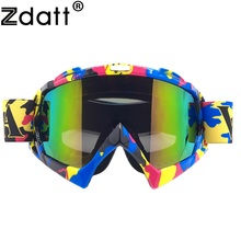 Zdatt Motocross  Motorcycle Goggles Moto Glasses Fox Racing Ski Goggles Windproof Mx Goggles Antiparras Motocross 05