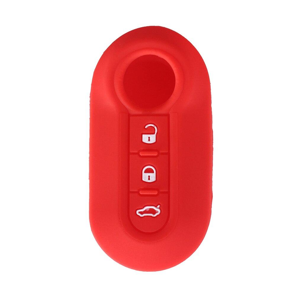 Cover in silicone telecomando/chiave per Fiat 500  1