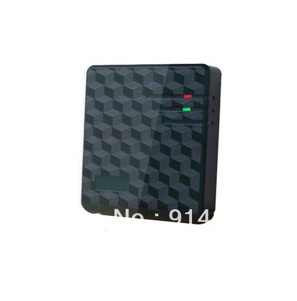 DWE CC RF Free shipping Waterproof 13.56mhz MF 1k ISO14443A  weigand 26 or weigand 34 access control  proximity card reader dwe cc rf rfid card reader metal case waterproof ip68 125khz emid or 13 56mhz mf wiegand 26 for access control system 002o
