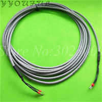 Inkjet printer power cable pins for Allwin JHF Vista Yaselan Human E-jet K-jet data cable power supply cable ultra durable 1pc