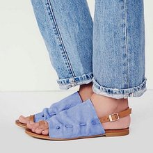 3f7d29611ab73 Summer roma flat sandals women casual open toe beach ladies shoes gladiator  clip toe flip flops big size shoes zapatos mujer