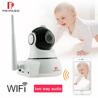 Baby Monitor Portable WiFi IP Camera 720P HD Wireless Smart Baby Camera Audio Video Record Home Security Camera