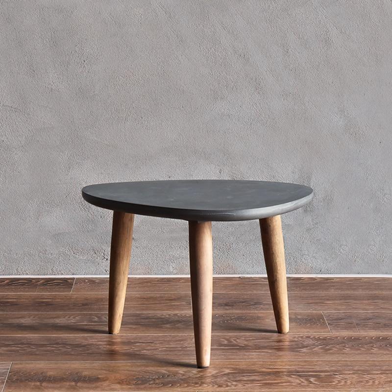 Meubles de Style Loft Table en bois moderne meubles de salon ...