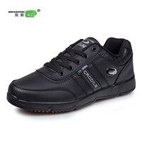 KERZER Men S Running Shoes Big Size Sneakers Spring Autumn Men Sneakers Men Sport Trainers Leather
