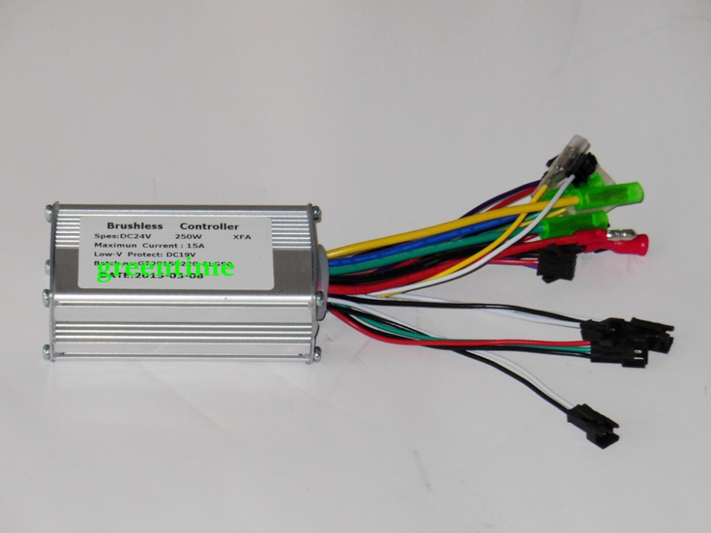 Buy Greentime 24v 250w Brushless Dc Motor