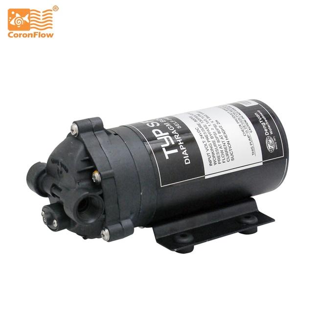 Coronwater 100 gpd bomba de refuerzo de agua RO autocebante en sistema de ósmosis inversa para pozo, tanque de almacenamiento SP2600